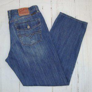 LUCKY BRAND Rancher Vintage Straight Leg Jeans